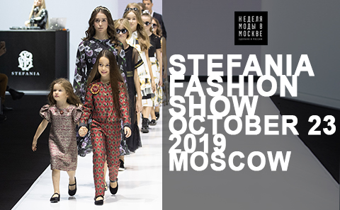 On October the 23-d, as part of Fashion Week in Moscow, the STEFANIA fashion house presented the Spring-Summer 2020 collection.