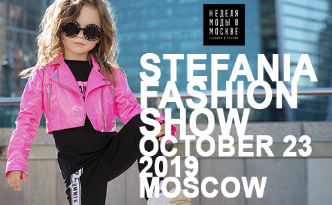 STEFANIA FASHION SHOW